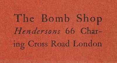 The Bomb Shop
