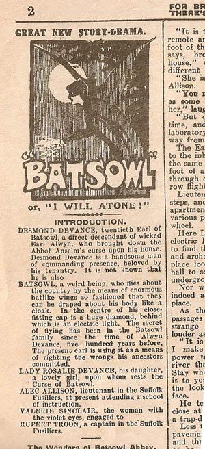 Batsowl