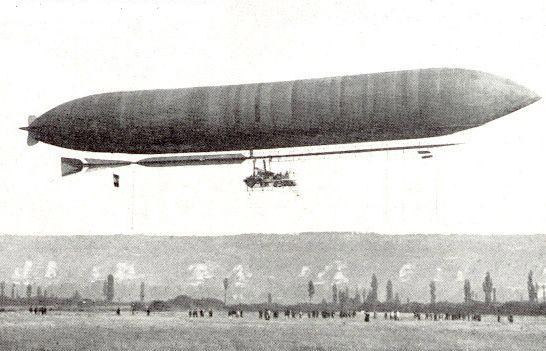 lebaudy airship