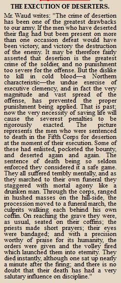 Potomac executions 2