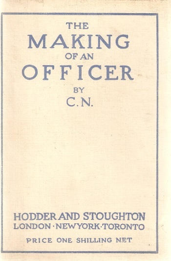 making officer