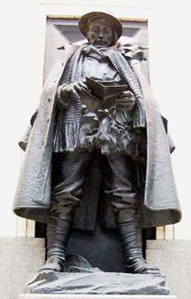 Jagger statue