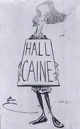hall caine