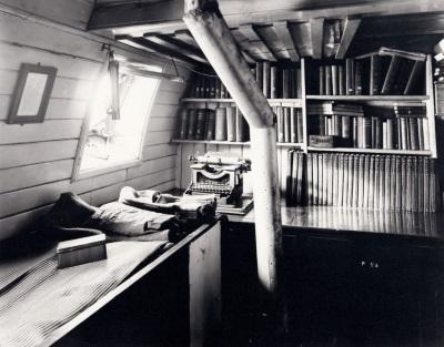 shackleton cabin