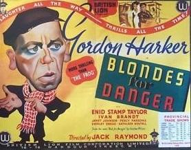 Blondes for danger